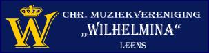 Christelijke muziekvereniging Wilhelmina Leens